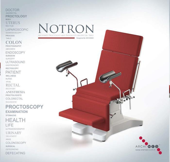 Notron Proktoloji Masası