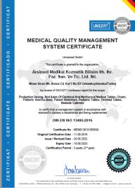 Tıbbi Kalite Yönetim Sistemi