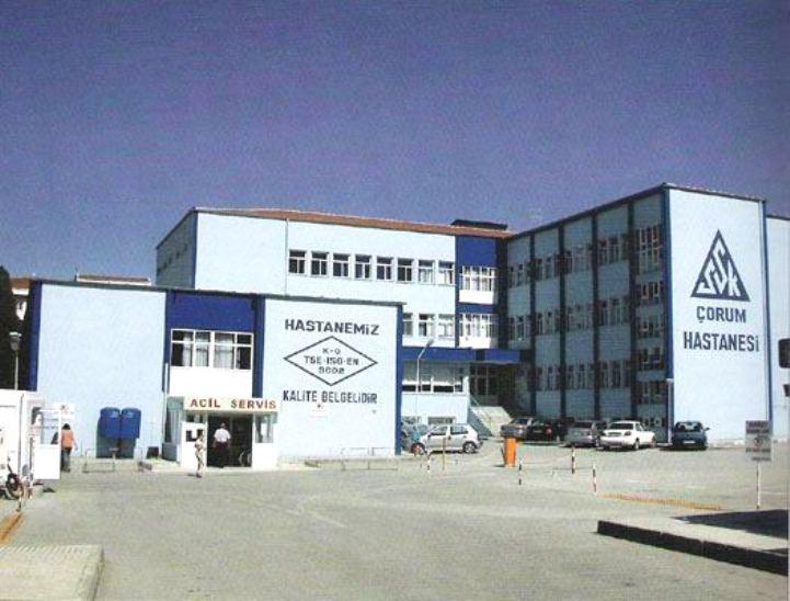 Çorum Hasanpaşa Devlet Hastanesi