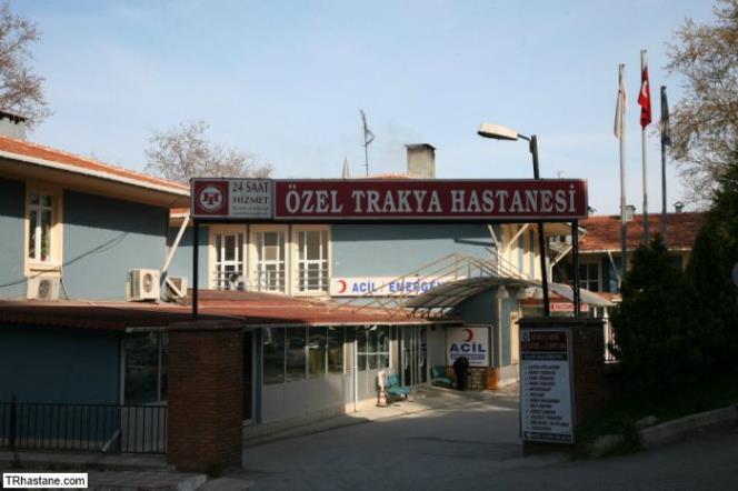 Özel Trakya Hastanesi